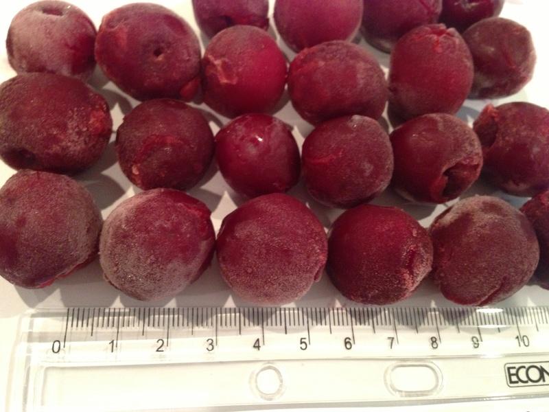 Польза вишни замороженной не меньше, чем свежей
