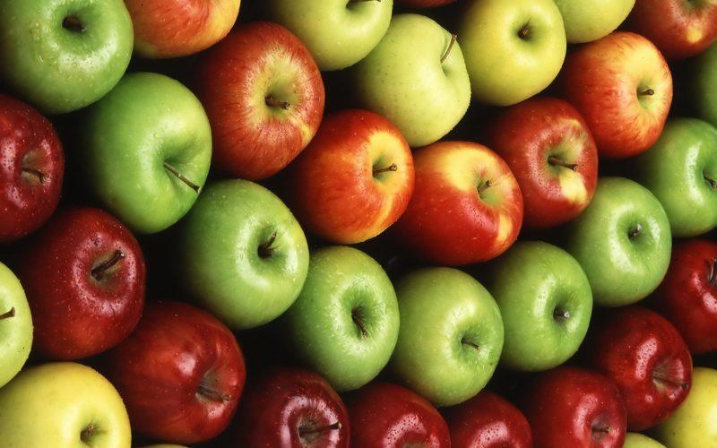 Польза яблок для организма человека, почему зеленые?