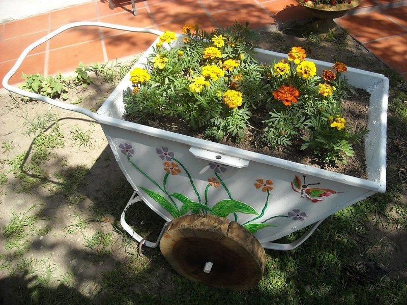 украшаем сад своими руками и огород фото