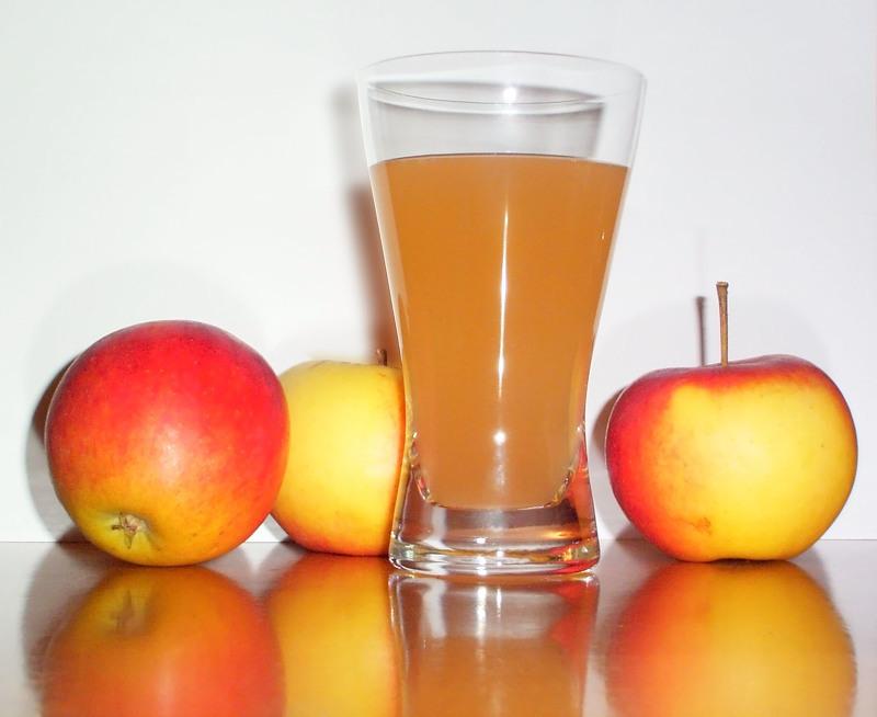 Как сделать яблочный сок - рецепты
