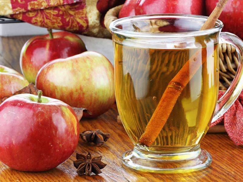 Сок из яблок своими руками