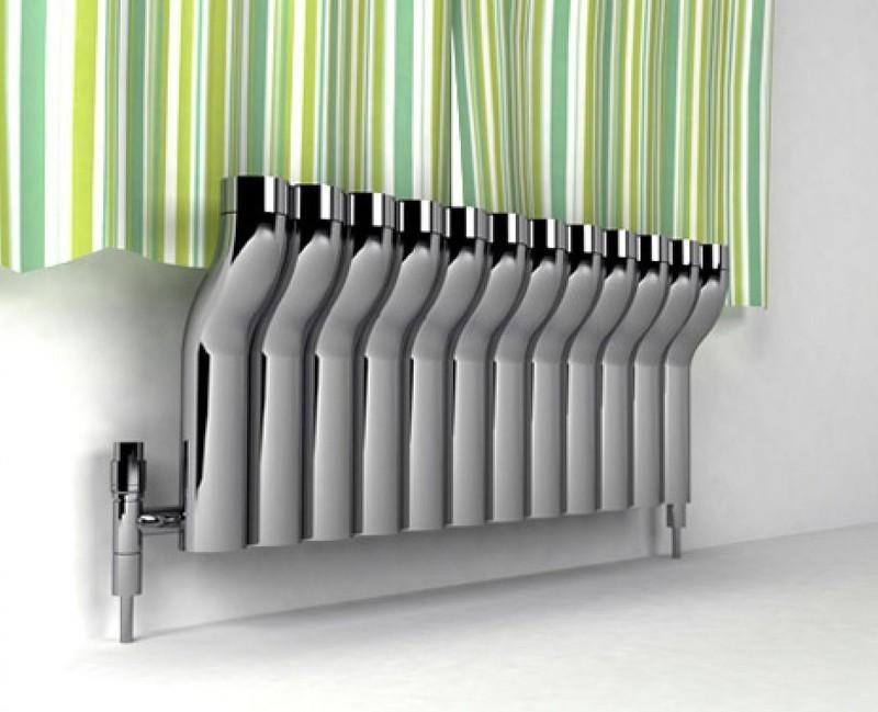 батарея отопления своими руками схема