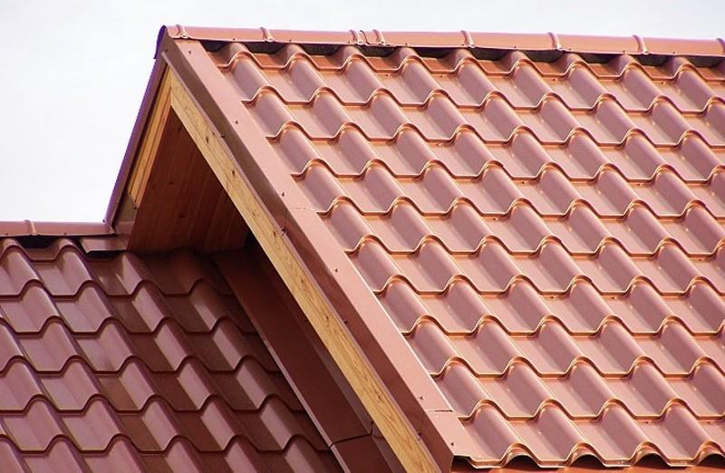 Крыша из профнастила своими руками: видеоинструкция 47
