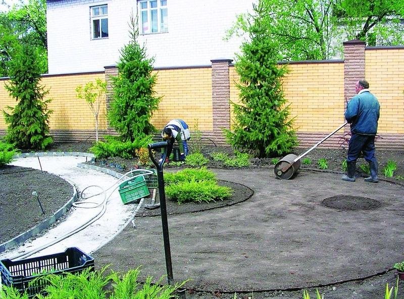 Подготовка почвы под газон, а так же выбор грунта и земли 39