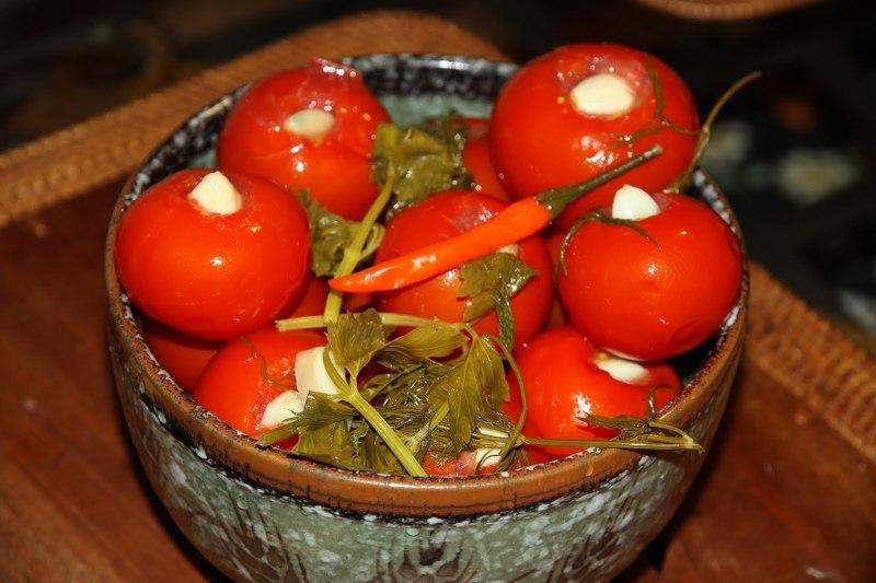 салаты на зиму огурцы помидоры на зиму рецепты