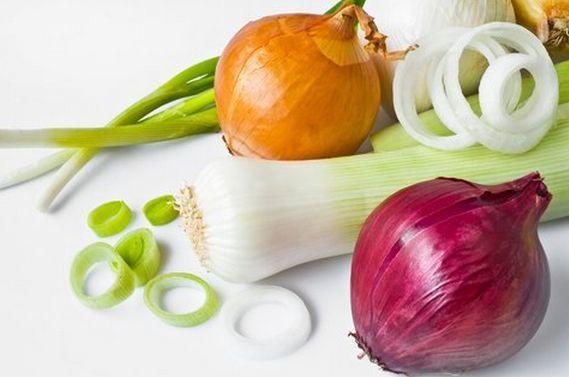 Зеленый лук польза и вред для здоровья