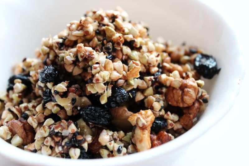 орехово медовая смесь рецепт