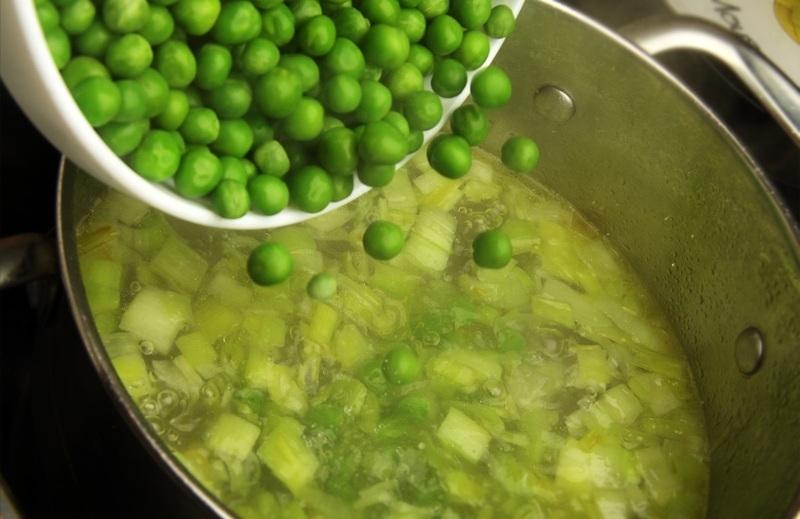 Блюда из гороха - польза и вред