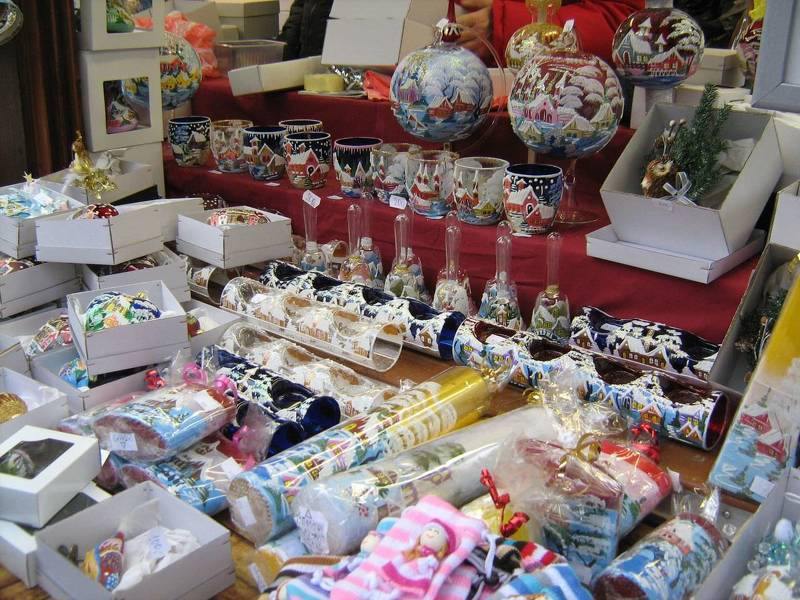 2f02bffa5002 Сувениры ручной работы на выставке-ярмарке Новогодний подарок - фото