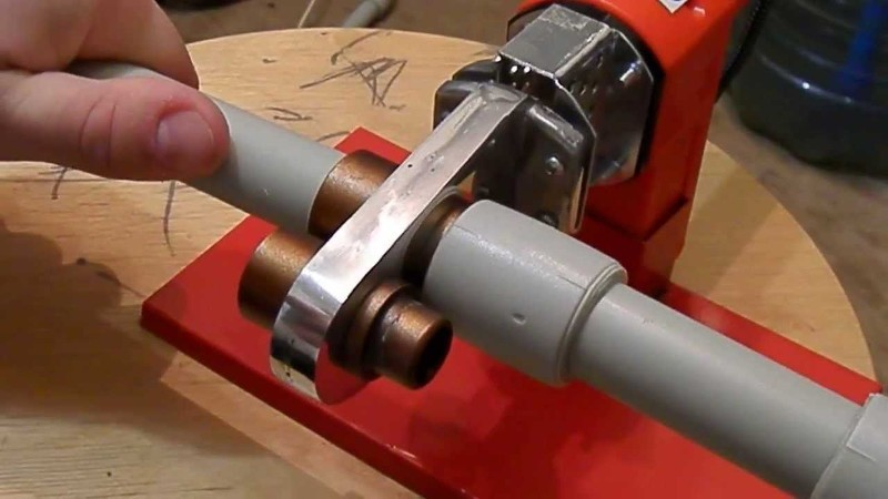 Полипропиленовые трубы для стационарного летнего водопровода