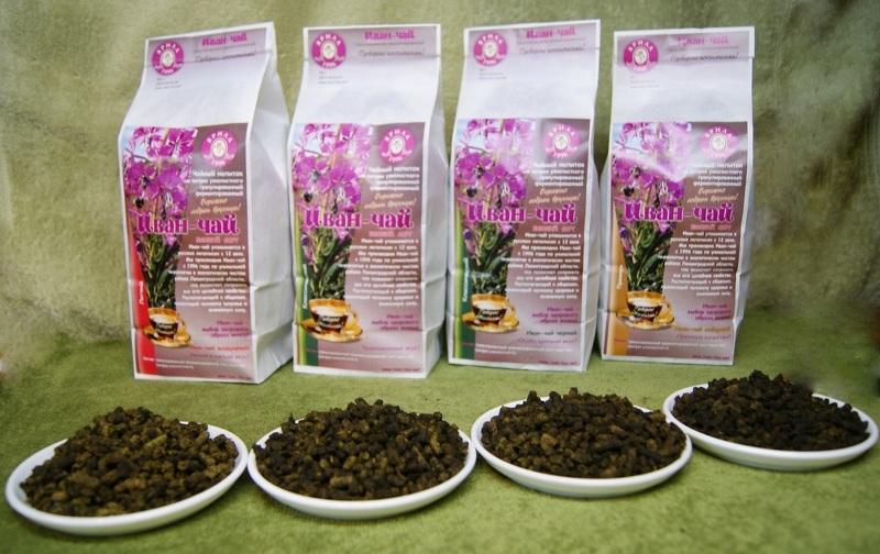 Чай из Кипрея продается в аптеках и магазинах