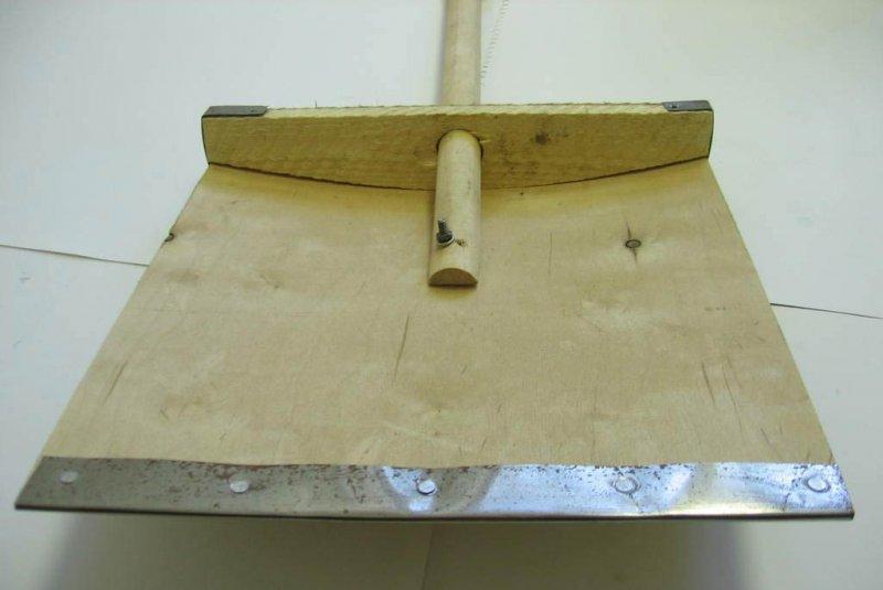 Лопата для снега своими руками фото фото 223