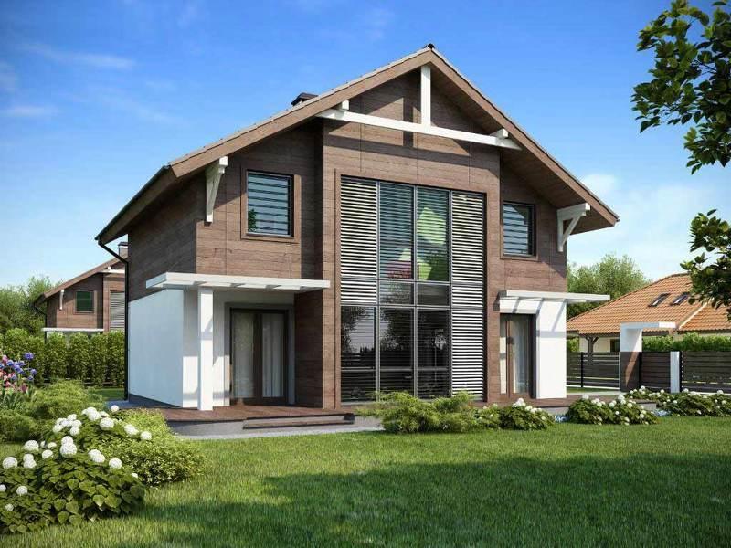 Проекты домов фото и их дизайн
