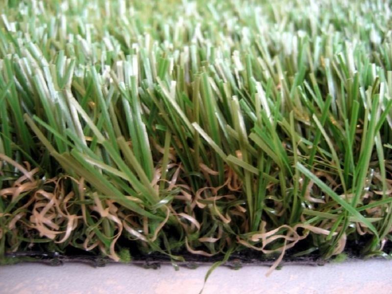 Искусственный газон фото: структура, виды