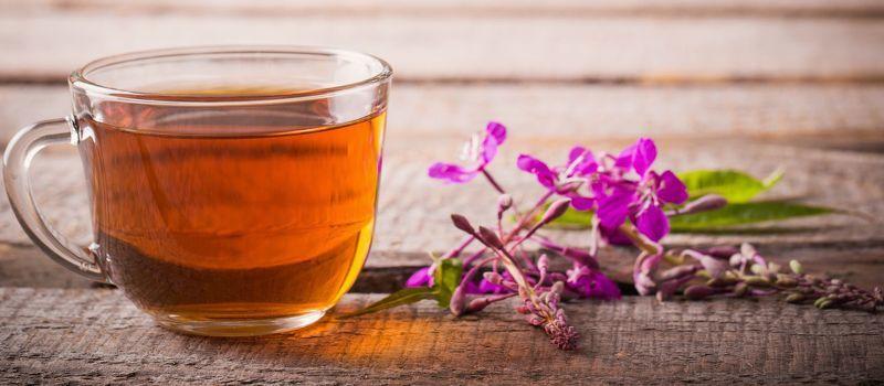 Напиток Иван чай - применяется в народной медицине