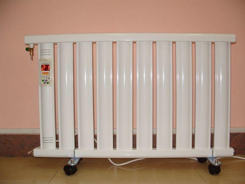 Отопление масляными радиаторами своими руками