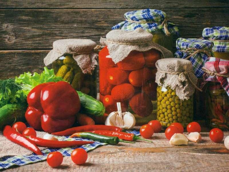 домашнее консервирование рецепты и салаты