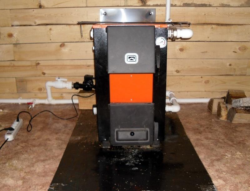 Котел комбинированный дрова электричество для частного дома