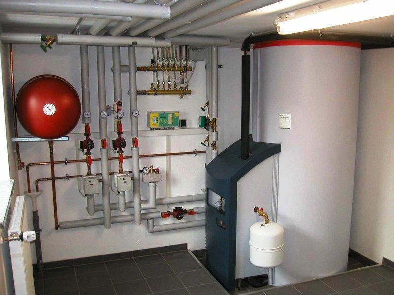 Котел комбинированный газ электричество
