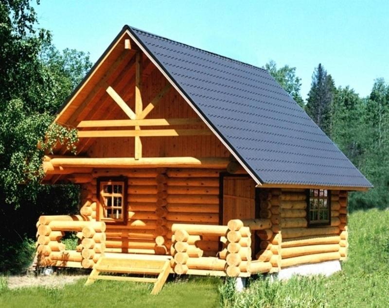 Крыша бани своими руками - инструкция по возведению