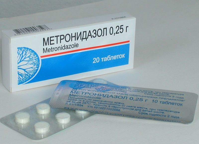 Метронидазол - эффективное средство от вредителей лука