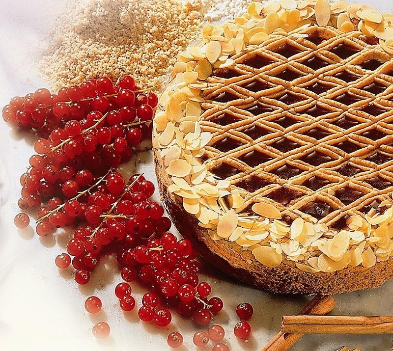 Пирог из варенья в духовке с фото