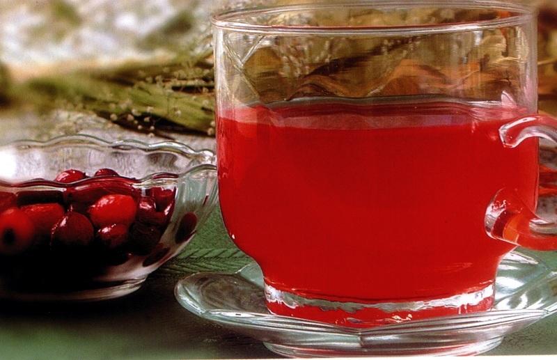 Отвар из ягод барбариса улучшает кровообращение