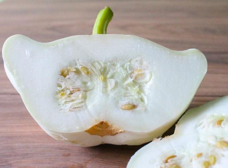 Семена спелого патиссона