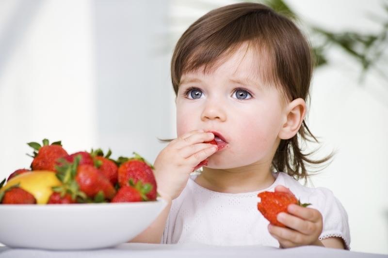 Полезные свойства клубники для детей и взрослых