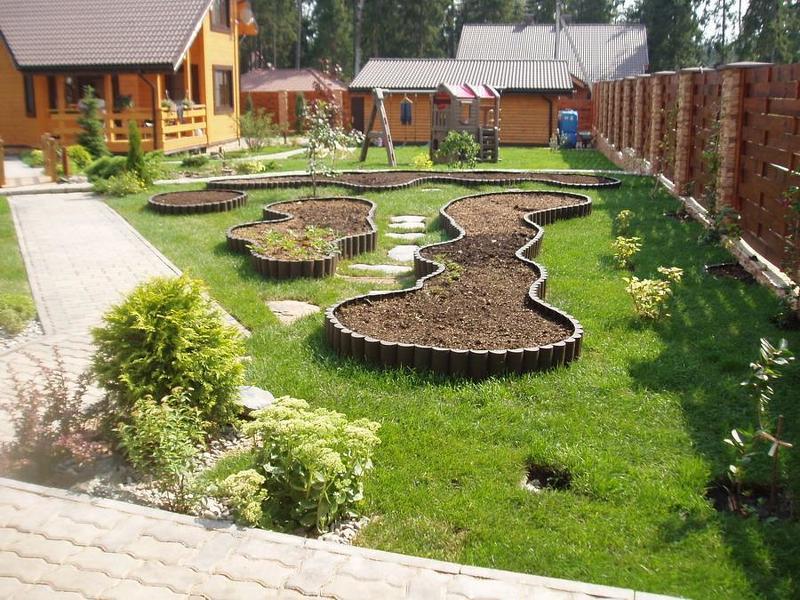 Дизайн садового участка 4 сотки своими руками - Блог Марисруб 89