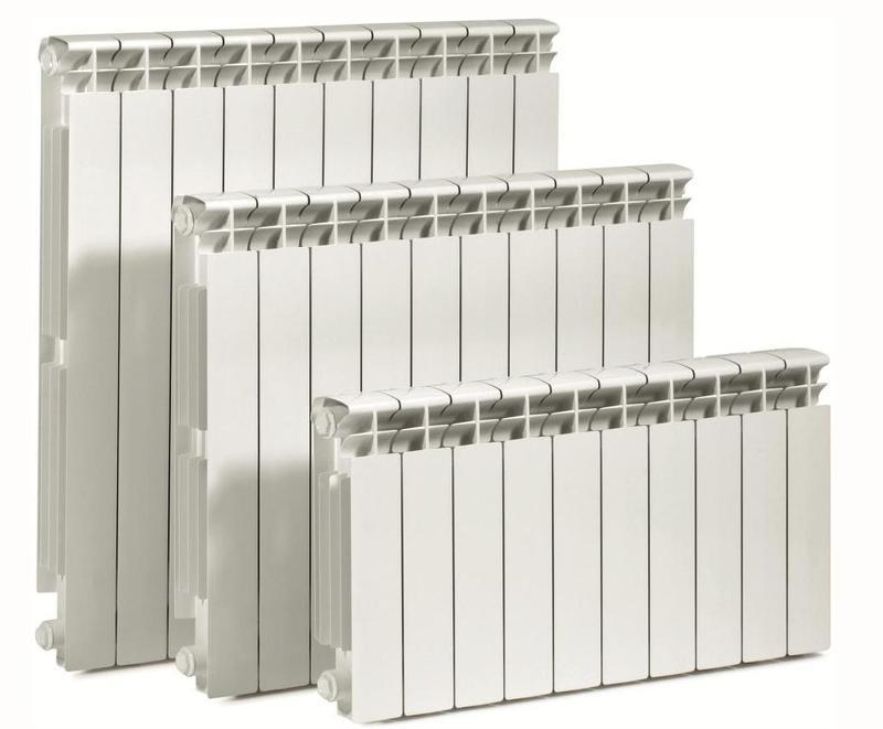 Радиаторы отопления алюминиевые Global