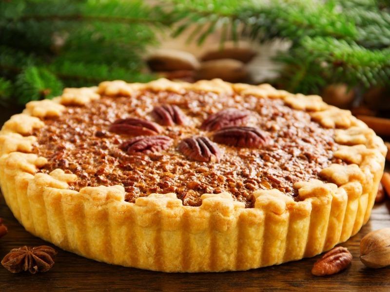 пирог с земляничным вареньем рецепт
