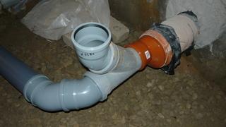 Монтаж внутренней канализации в частном доме своими руками