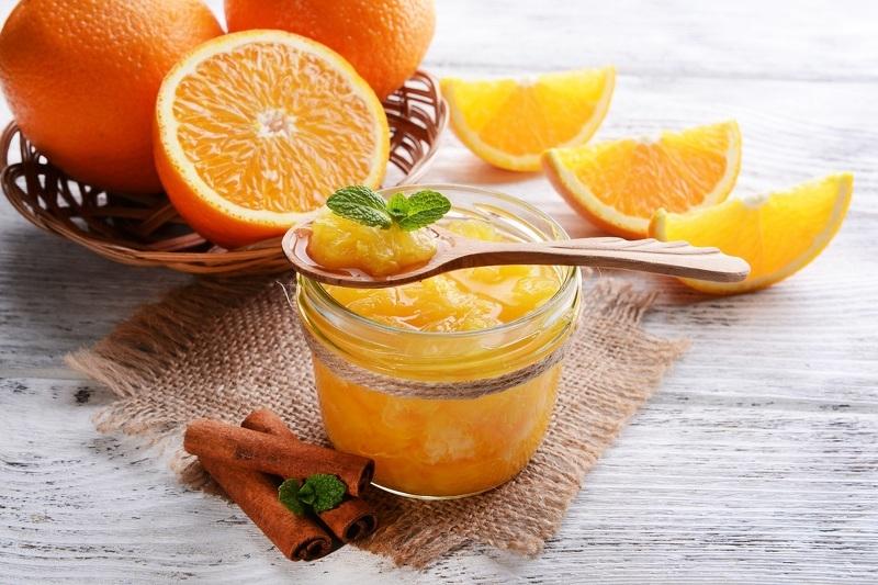 Варенье апельсин лимон яблоко