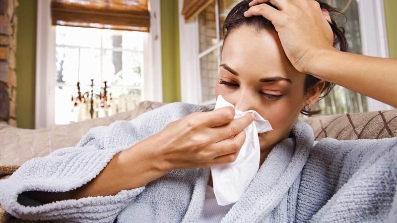 простуда насморк неприятный запах изо рта