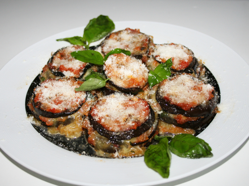 Рецепт баклажаны жареные с помидорами на зиму